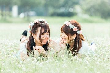 Kaori & Yuka | フレンドフォト(友達)
