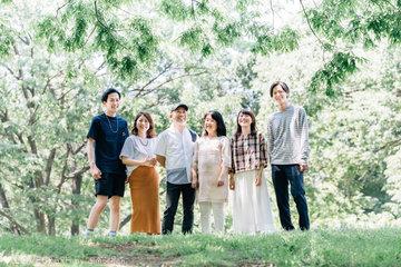 KUK Family | 家族写真(ファミリーフォト)