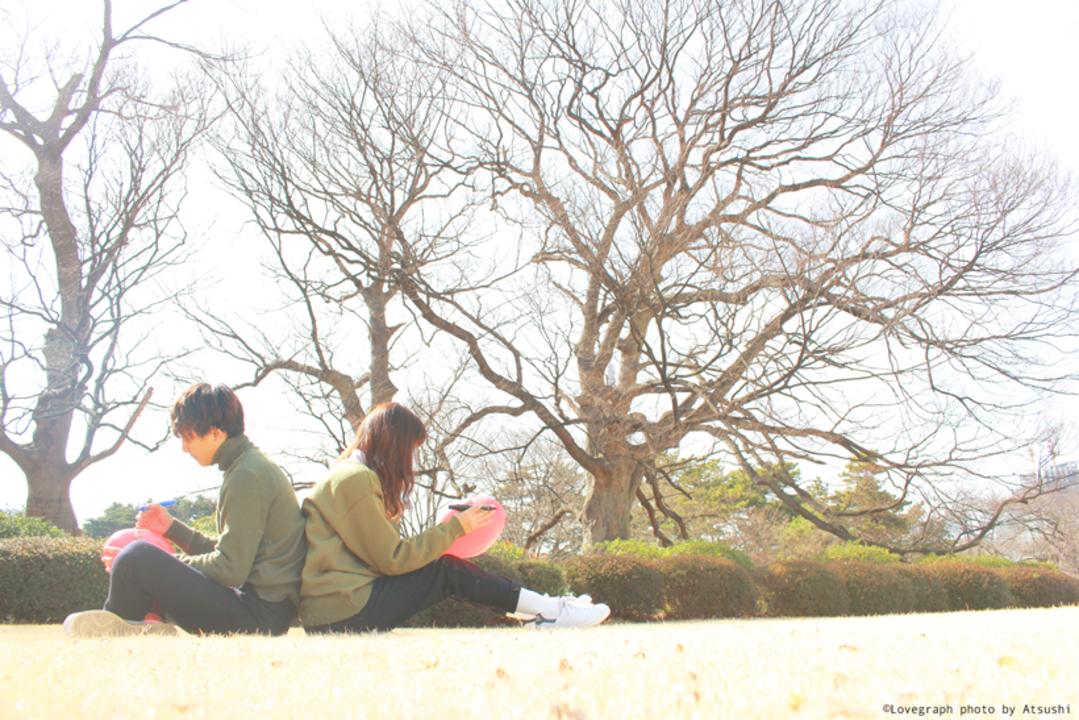 Shotaro × Kaede | カップルフォト