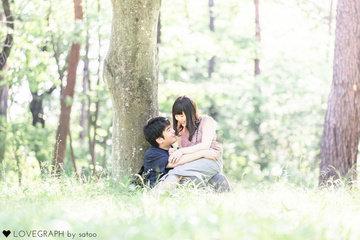 hiroaki×rina | 夫婦フォト