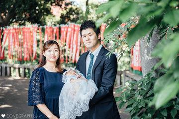 Yuki×Miho | 家族写真(ファミリーフォト)
