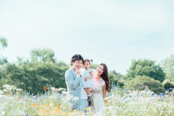 FUKA Family | 家族写真(ファミリーフォト)