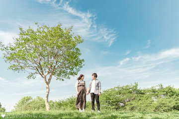 Ogihara Family | 夫婦フォト