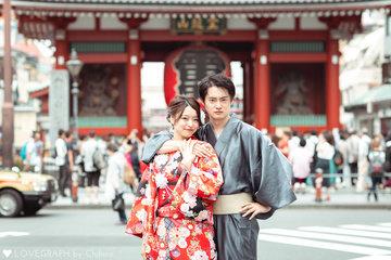 Daijiro x Emi | 夫婦フォト