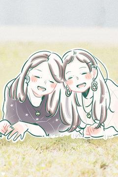 Narumi × Miwa | フレンドフォト(友達)