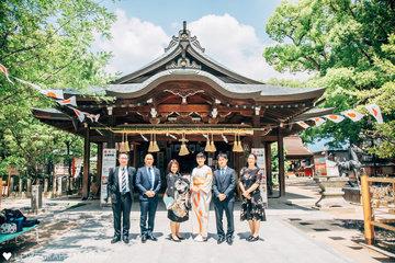 Hikaru Family | 家族写真(ファミリーフォト)