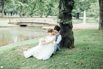 Hideki&Saeri | 夫婦フォト