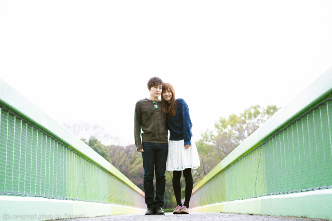 Junji × Taeko | 夫婦フォト