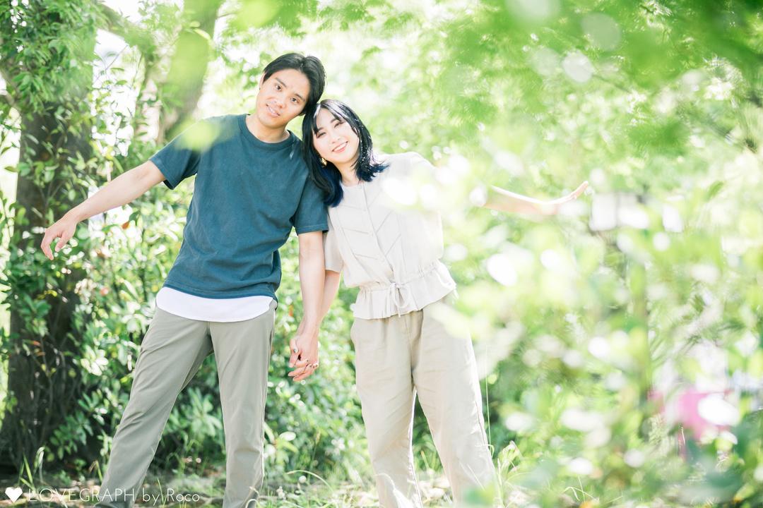 ARISA x NAOHITO   カップルフォト
