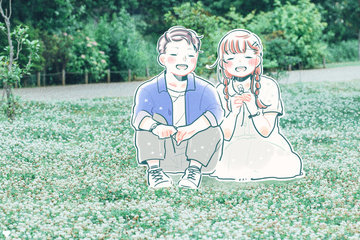 Shinji×Mai | 夫婦フォト