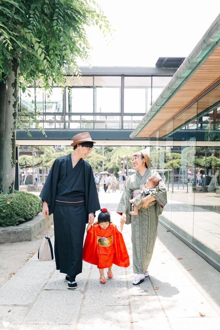 shikasanchi | 家族写真(ファミリーフォト)