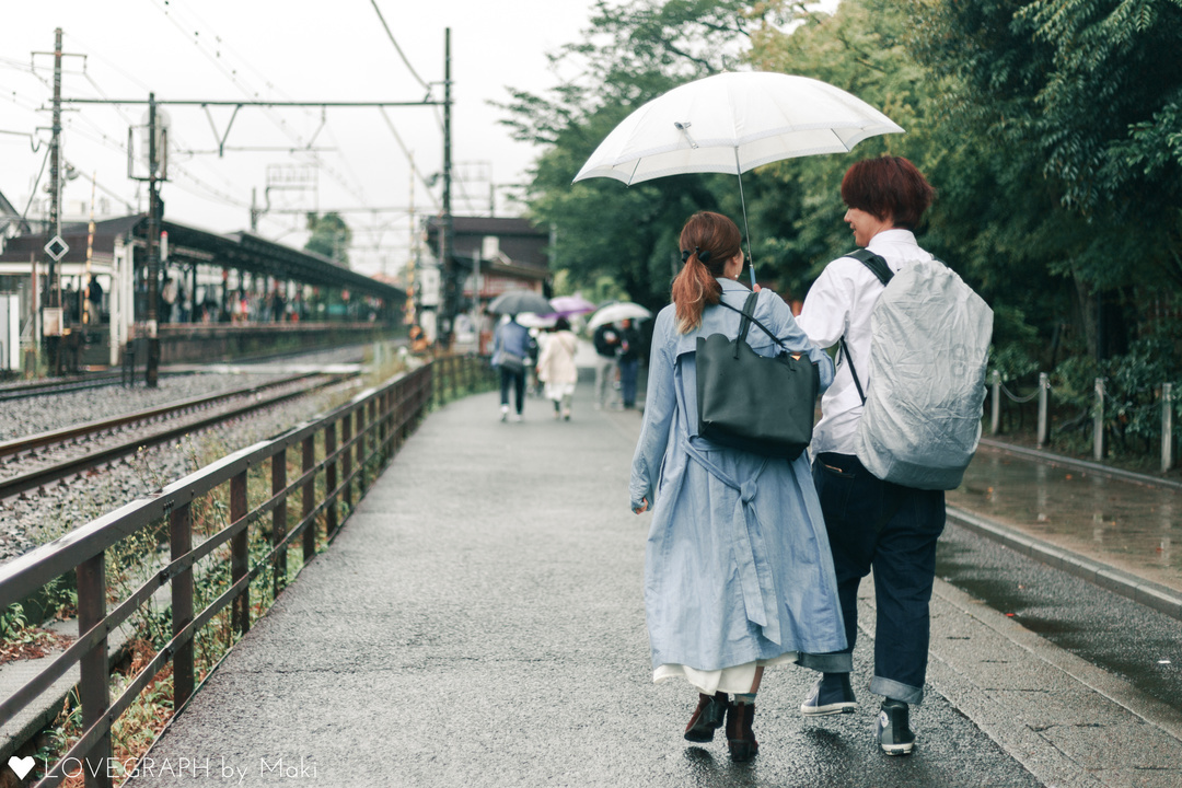 Kanchi×Hikari | カップルフォト