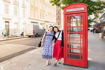 London Trip | フレンドフォト(友達)