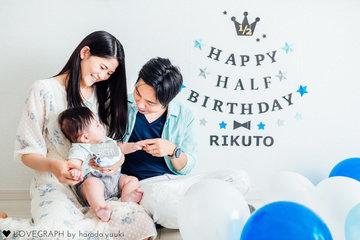 Hirahara Family | 家族写真(ファミリーフォト)