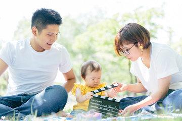 hinatsu family | 家族写真(ファミリーフォト)