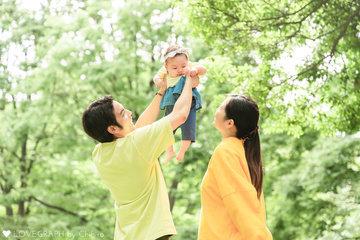 Kyla Family | 家族写真(ファミリーフォト)