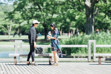 Sena&Seika | フレンドフォト(友達)