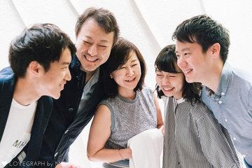 Atsuta Family | 家族写真(ファミリーフォト)