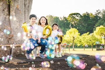 Smile  Family | 家族写真(ファミリーフォト)