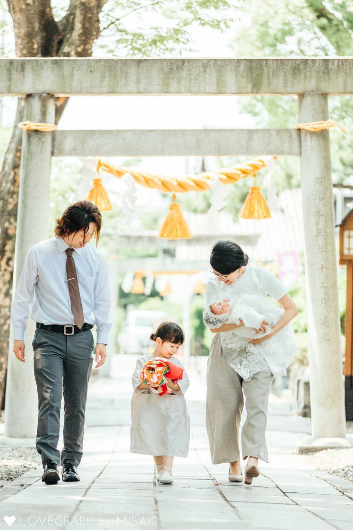 Hiyori Family | 家族写真(ファミリーフォト)