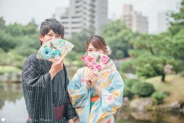 Daisuke × Minami | 夫婦フォト
