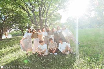 Two years after Lovegraph Academy | フレンドフォト(友達)