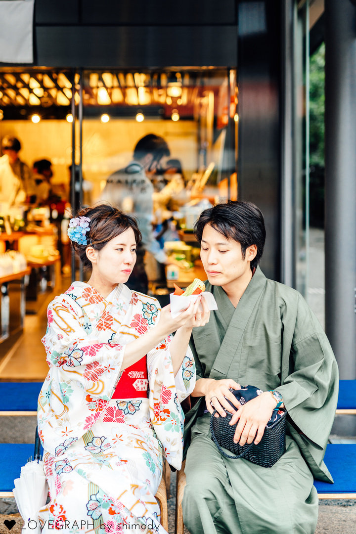 Iori&Kei | カップルフォト