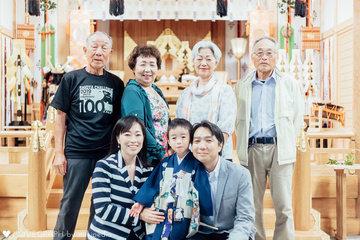 Masaki 753 | 家族写真(ファミリーフォト)