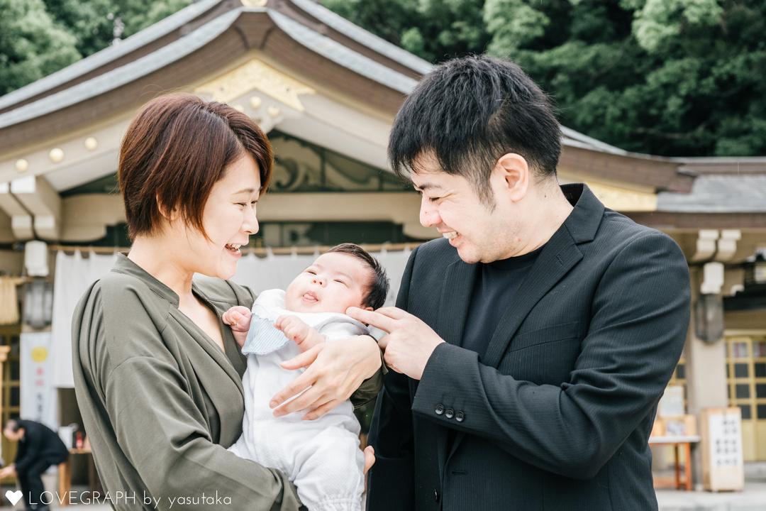 Hiro Family | 家族写真(ファミリーフォト)