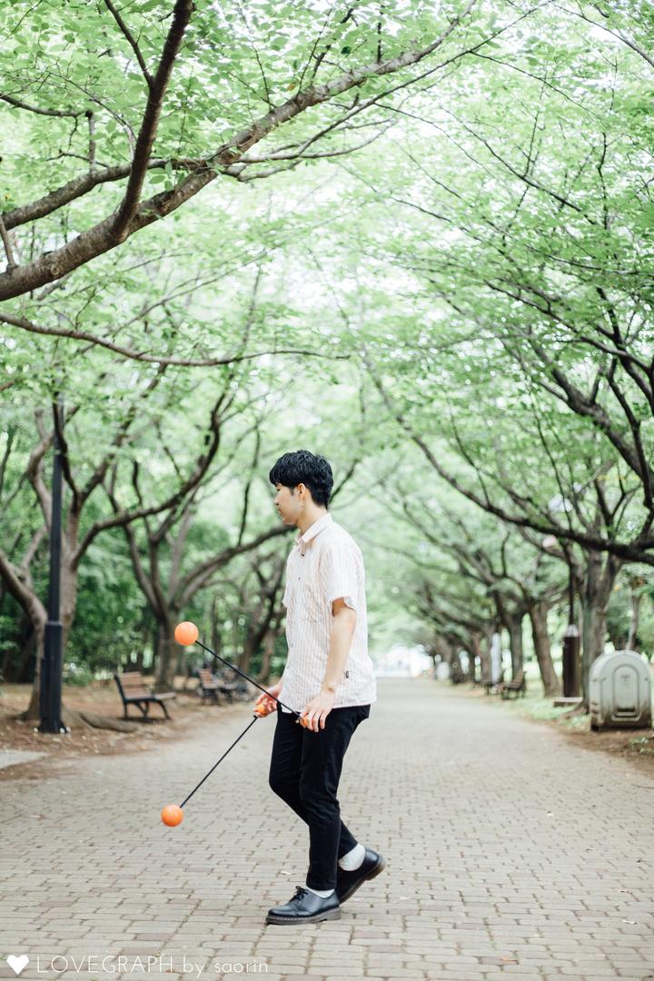 Mitsuhiro | 1人で撮影