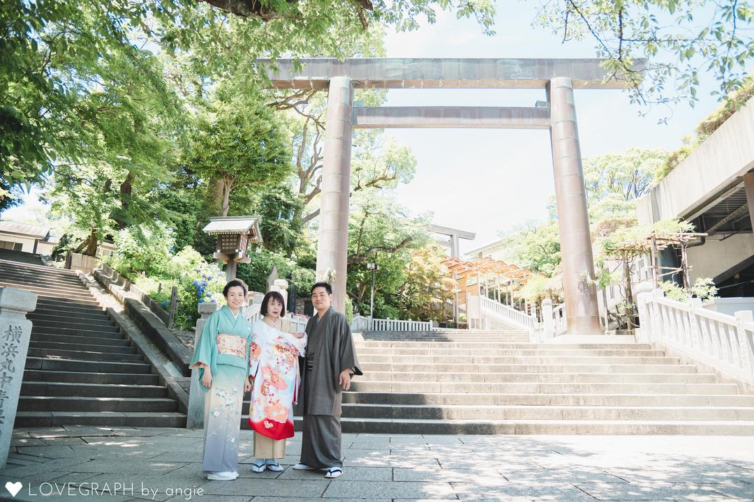 お宮参り~Ayana~ | 家族写真(ファミリーフォト)