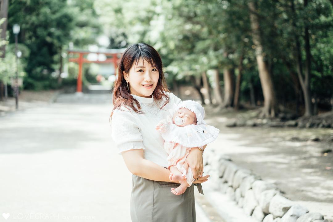 sora お宮参り | 家族写真(ファミリーフォト)