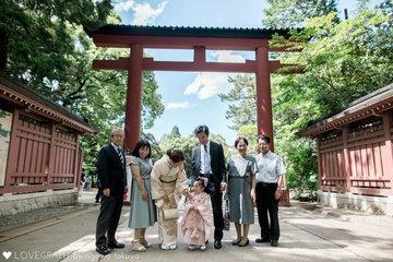MATSURI family | 家族写真(ファミリーフォト)