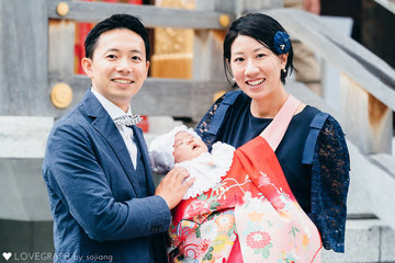 Su- Haru Family | 家族写真(ファミリーフォト)