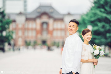 Eling x Wai | カップルフォト