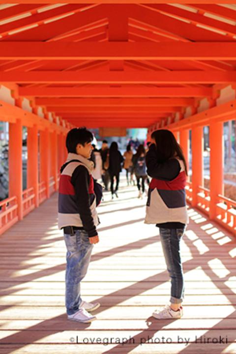 Hiroki × Ayumi | カップルフォト