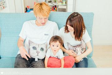 Ikegami Family | 家族写真(ファミリーフォト)