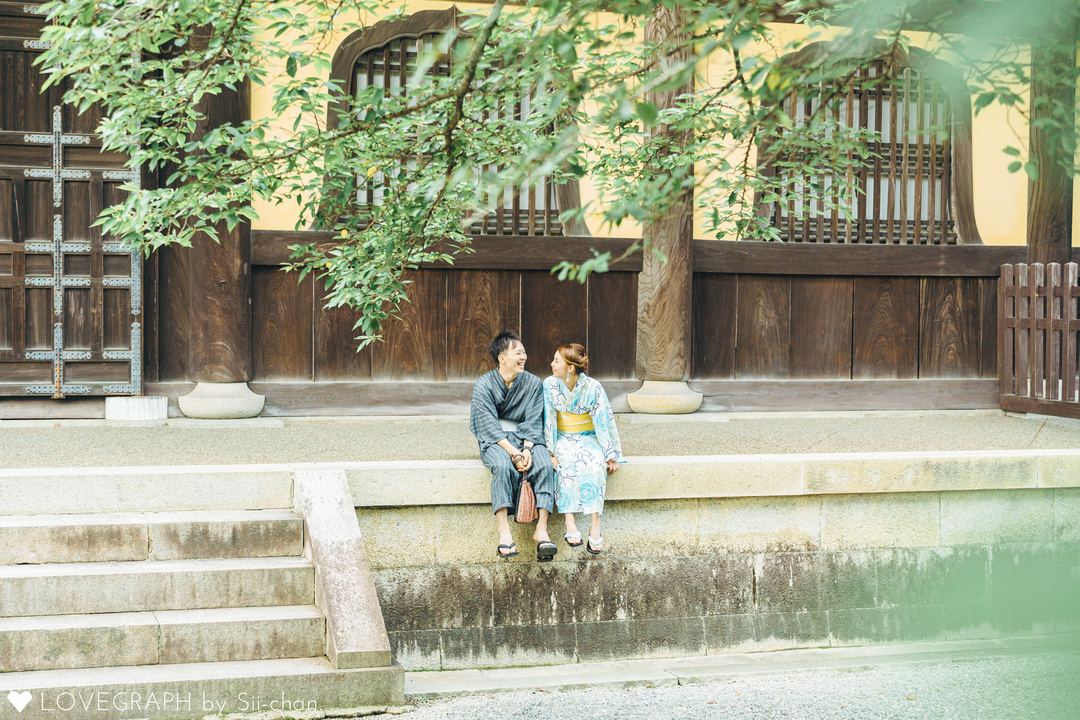 Yasutaka×Shiori | 夫婦フォト