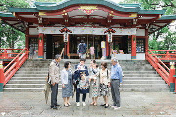 Ike Family | 家族写真(ファミリーフォト)
