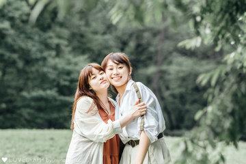 Shion × Yu | フレンドフォト(友達)