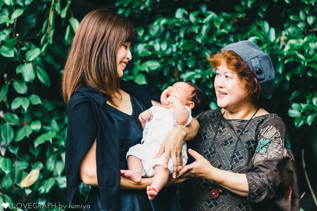 Hina's | 家族写真(ファミリーフォト)