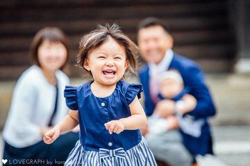 Kounouchi Family | 家族写真(ファミリーフォト)