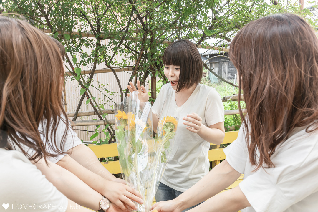 佐久島birthday | フレンドフォト(友達)