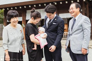 mei family  | 家族写真(ファミリーフォト)