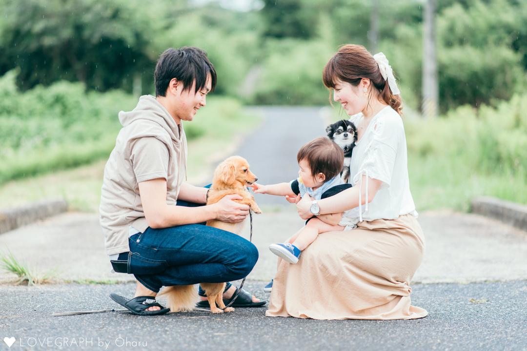 Nakahara Family | 家族写真(ファミリーフォト)