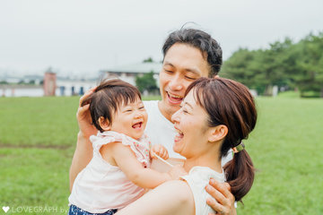 P family | 家族写真(ファミリーフォト)