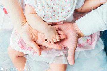 momoka*halfbirthday | 家族写真(ファミリーフォト)