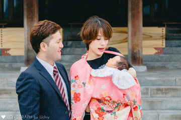 UMEZAKI Family | 家族写真(ファミリーフォト)