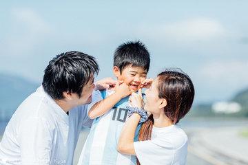 IWASE FAMILY | 家族写真(ファミリーフォト)