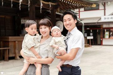 Toida family | 家族写真(ファミリーフォト)